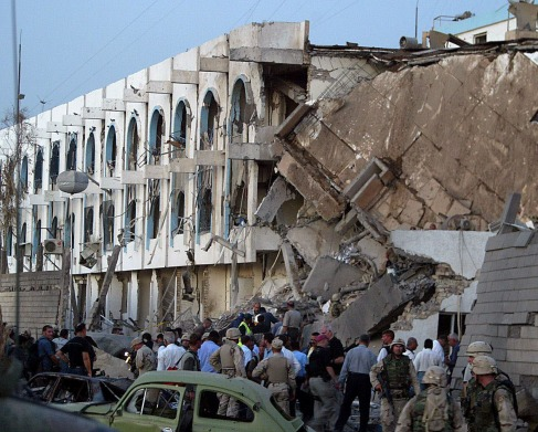 IRAQ-UNREST-UN-ANNIVERSARY