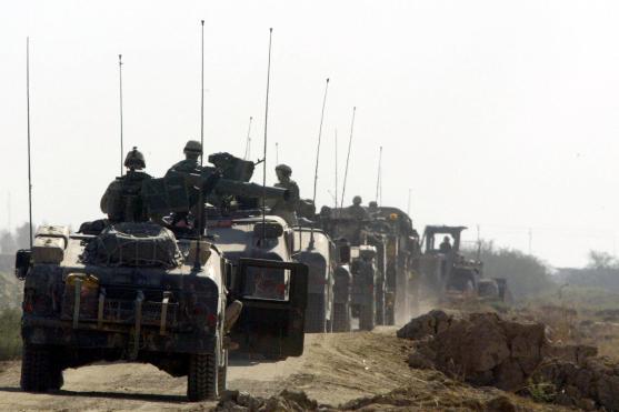 tanques Irak