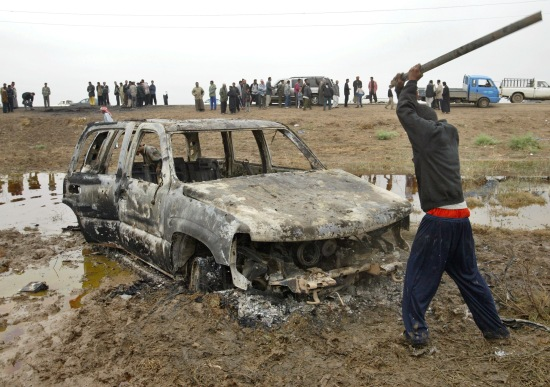 coche CNI Irak (4)